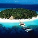 Atollo alle Maldive