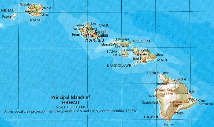 Le Hawaii Entrano Nella Top Ten Delle Destinazioni Pi