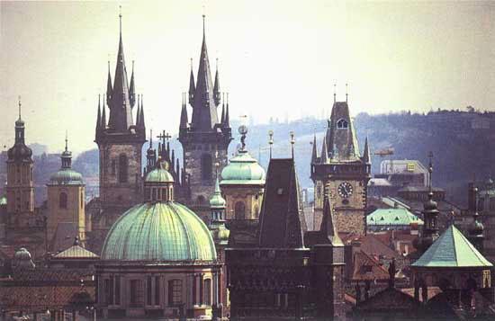 Soggiorno a Praga con stage di danze dell800. - BlogVacanze - Idee e ...