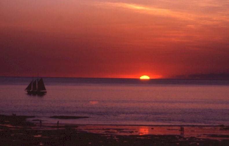 tramonto-in-australia