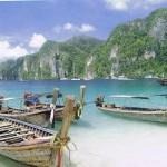 Andaman-Sea-barche