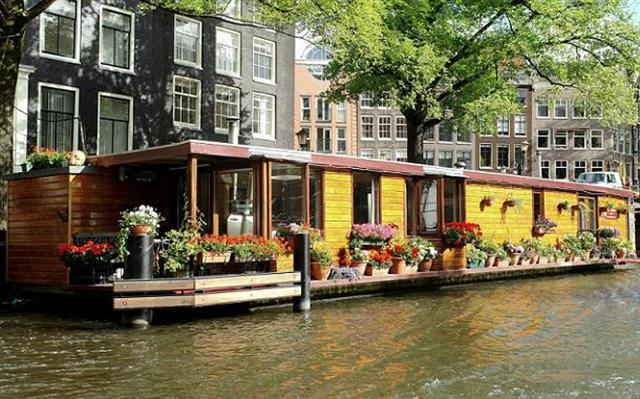 Emejing Soggiorno Ad Amsterdam Photos - dairiakymber.com ...