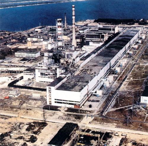 Centrale Cernobyl