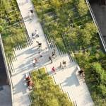 High Line a New York