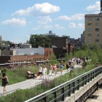High Line a New York Dettaglio