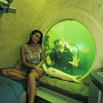 Jules Undersea Lodge room