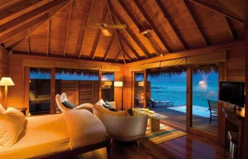 Il paradiso in terra al conrad maldives rangali island for Donde queda conrad maldives rangali island hotel