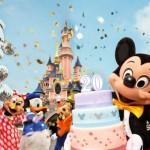 Disneyland Paris 20th  Anniversary