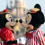 Disneyland  Paris Topolino e Minnie