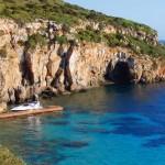 Tagomago Island a Ibiza in Spagna