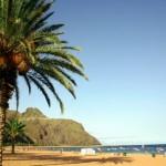 Tipico paesaggio della Costa Calida