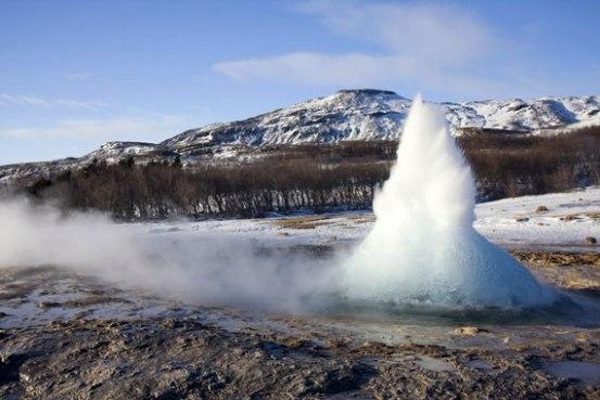 Fantastico scenario islandese
