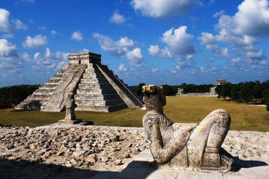 tempio Maya
