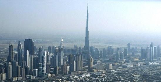 Burj Khalifa- Il grattacielo più alto del mondo