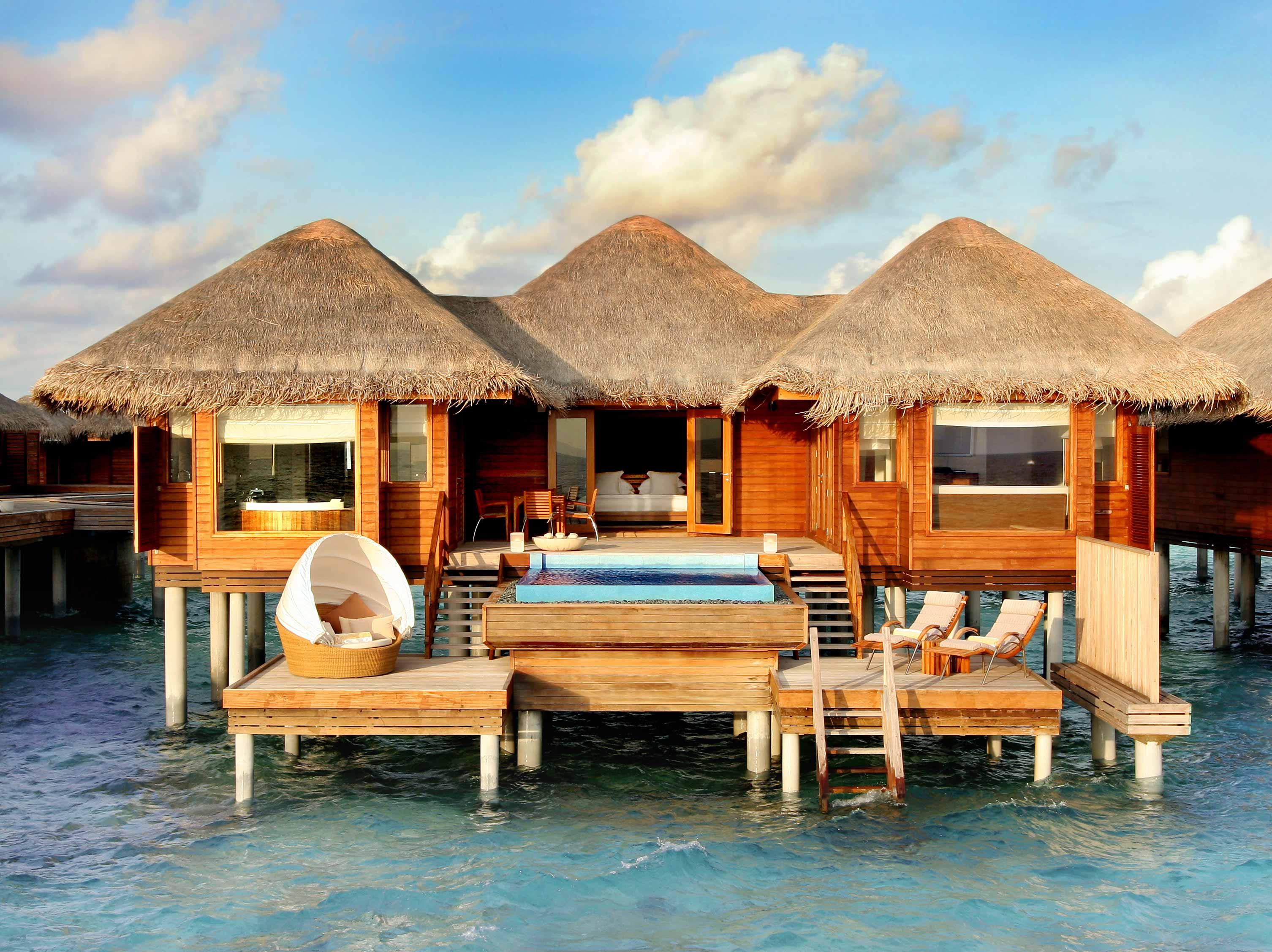 Vacanza alle Maldive, vivere in paradiso al Huvafen Fushi Resort