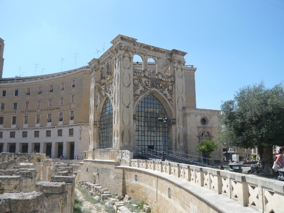 Storia di  Lecce, la Firenze del Sud