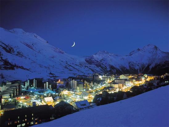 Divertimenti notturni a Les Deux Alpes