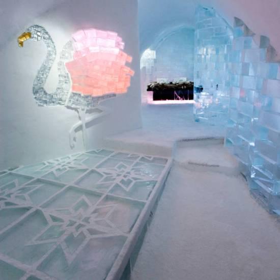 Ice Hotel-Svezia