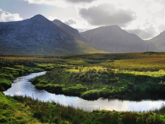 La regione del Connemara