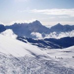 Les deux alpes in Francia
