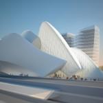 Euromed center di Marsiglia