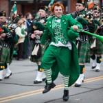 St-Patrick festeggiamenti