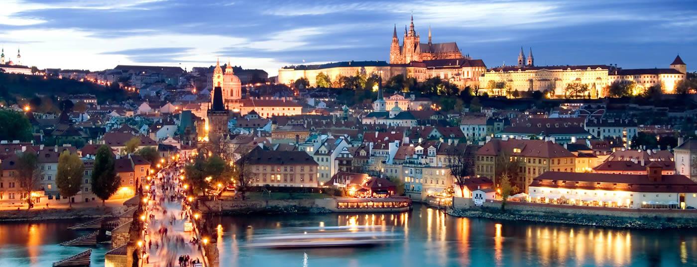 Week-end romantico a Praga