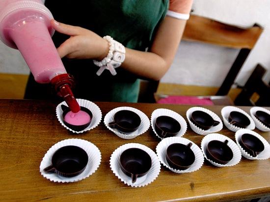 Festa del cioccolato di Obidos
