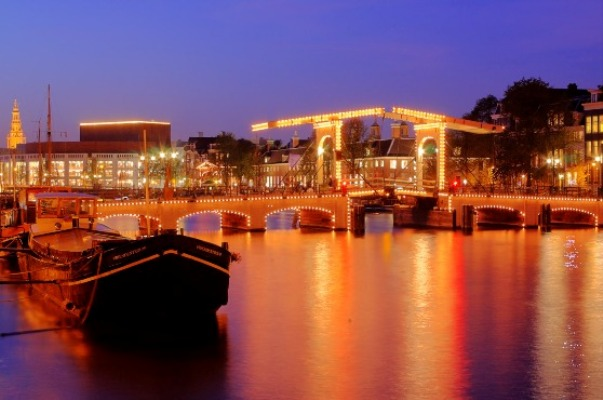Amsterdam: Canali