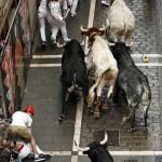 Festa di San Fermín : Pamplona, spagna