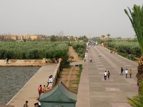 Giardini Menara