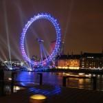 panorama di Londra
