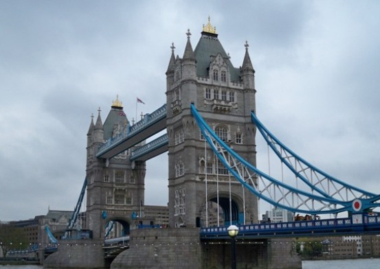 Il Tower Bridge di londra