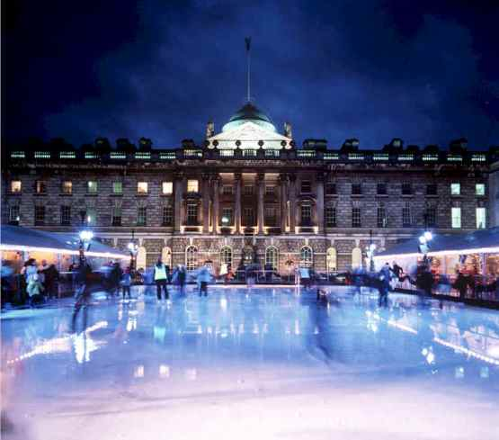 Piste pattinaggio-Londra