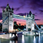 Tower Bridge di Londra