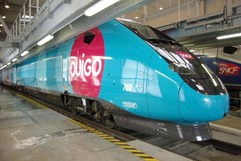 Ouigo tgv low cost