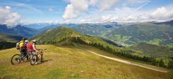Vacanze in mountain bike