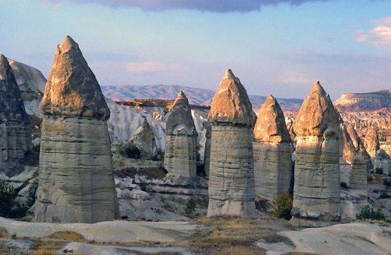 camini di fata Cappadocia