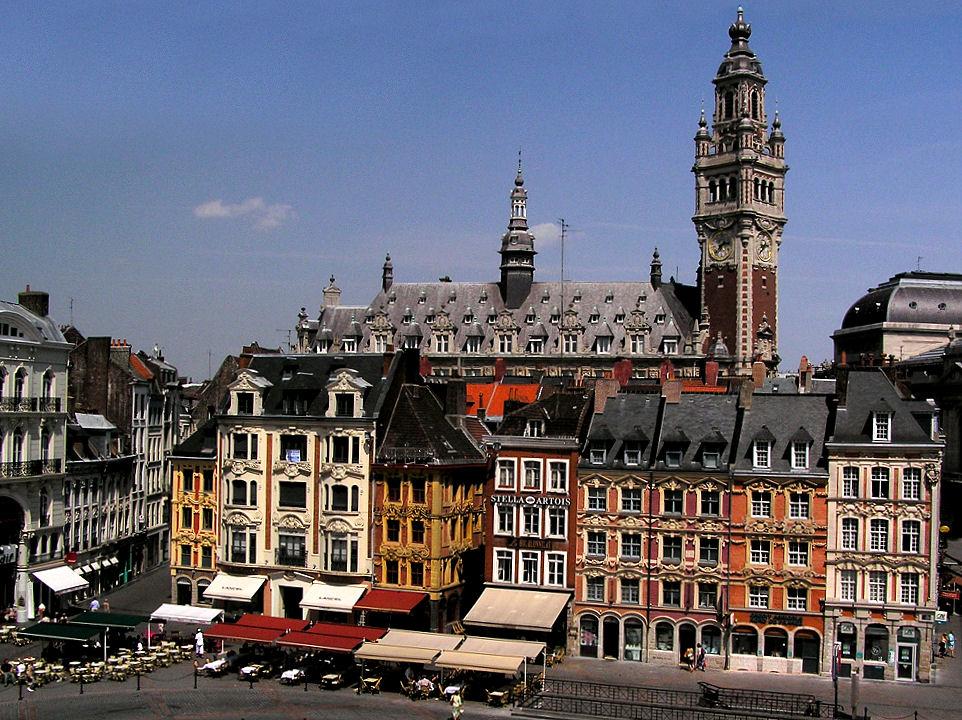 Lille: un week end alternativo in Francia