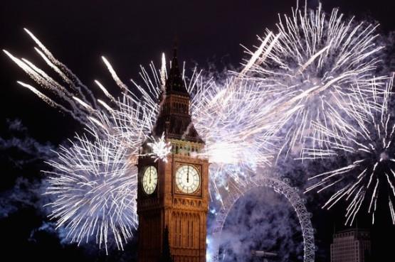 capodanno a Londra