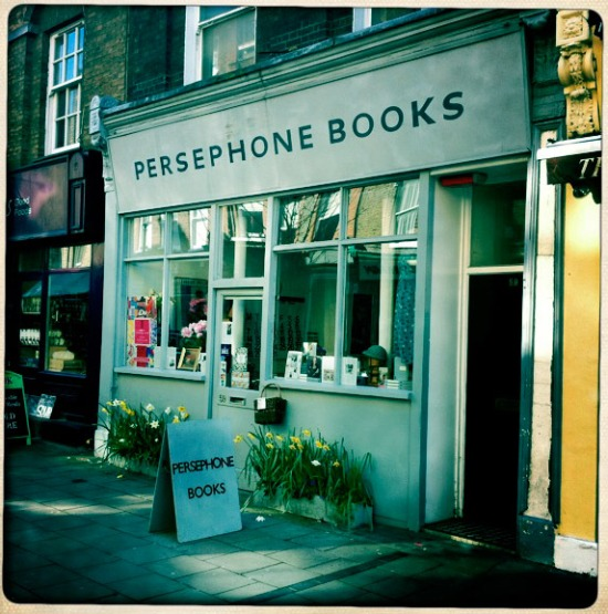 Persephone's Books
