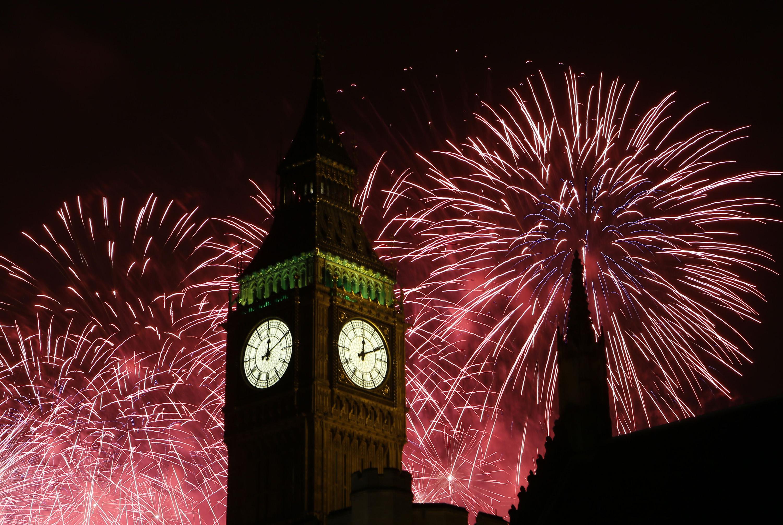 Capodanno 2014 a Londra