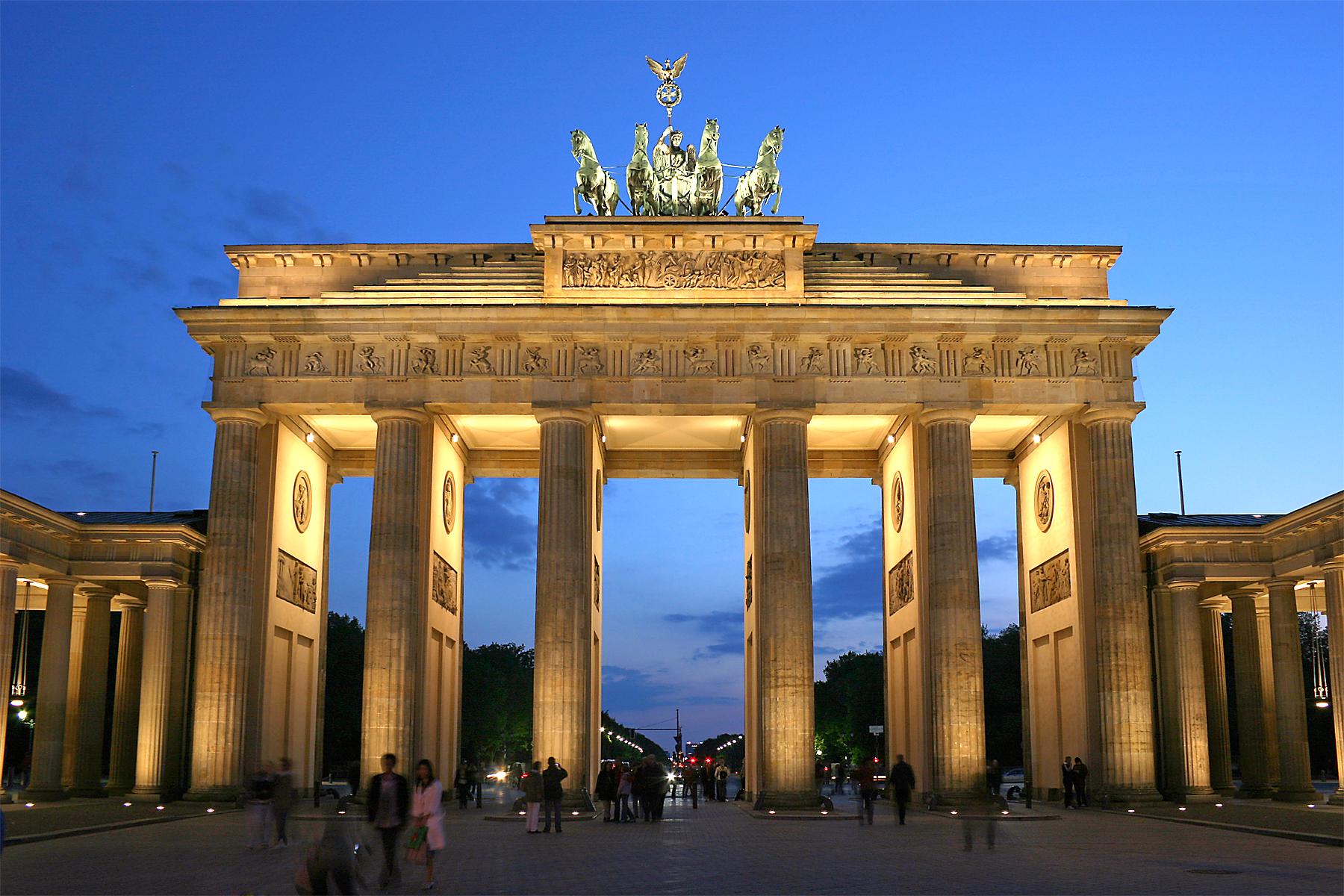 Visitare Berlino nei primi mesi dell'anno