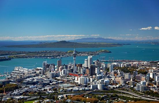 Auckland – Nuova Zelanda