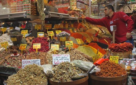 Instabul-grand bazar