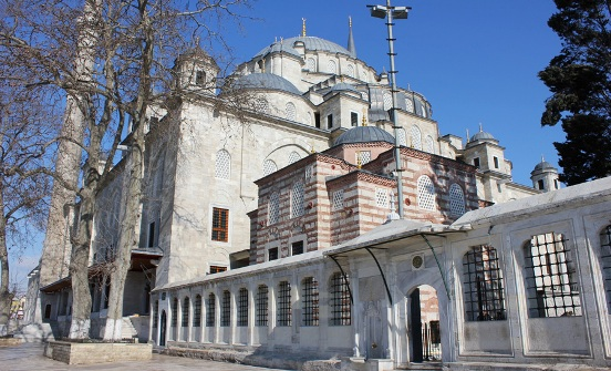 Instanbul-Moschea di Fatih