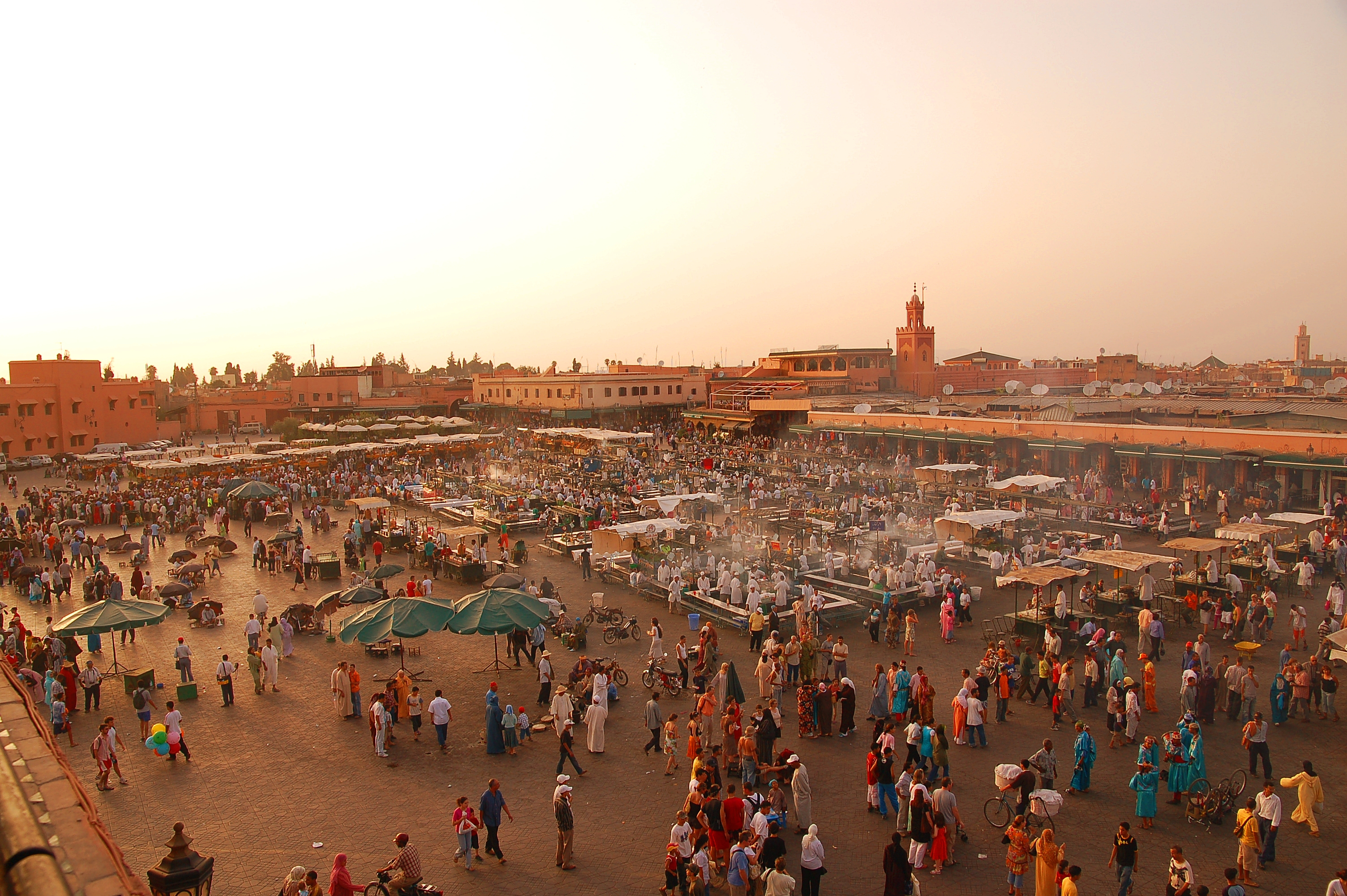 Week end Marrakech: cosa vedere