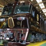 JAPAN TRANSPORT LUXURY TRAIN