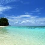 Rarotonga island