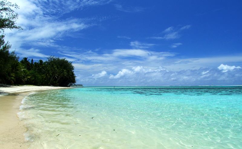 Isole da paradiso: le isole Cook